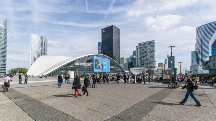 Orly Airport to La Defense