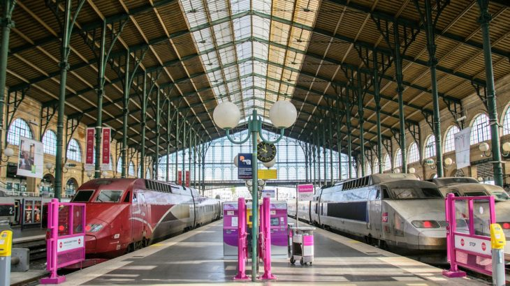 Gare du Nord to Orly Airport