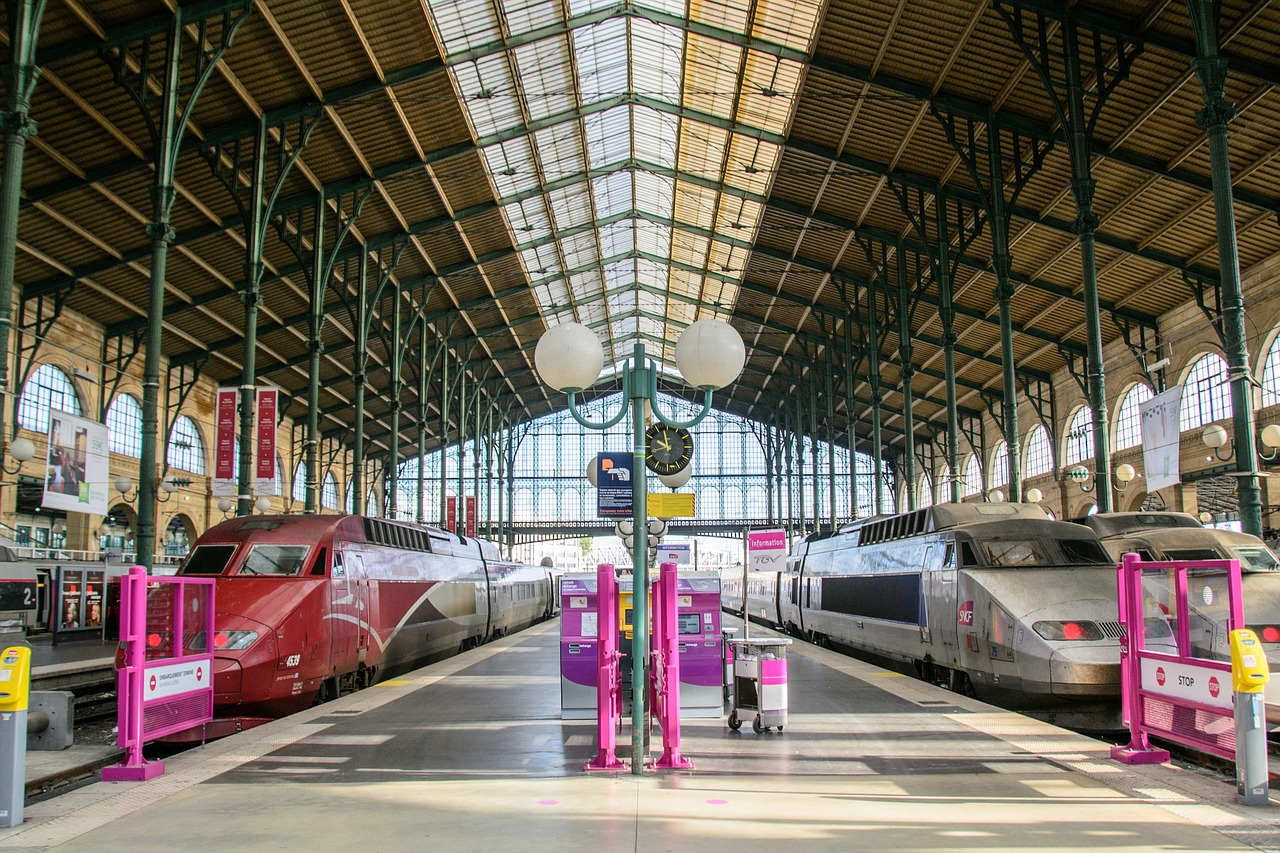 How To Get from Gare du Nord to Orly Airport