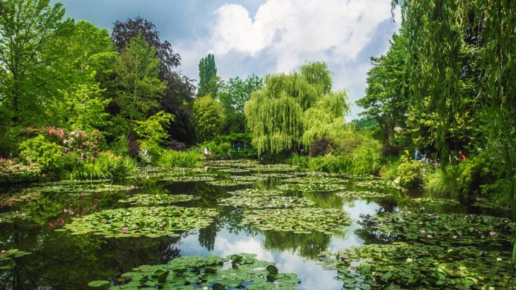 Paris to Giverny