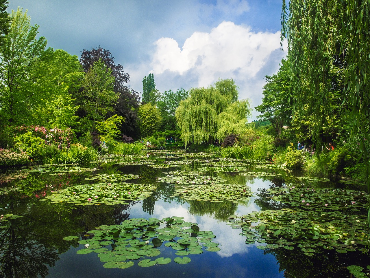 How To Get From Paris to Giverny